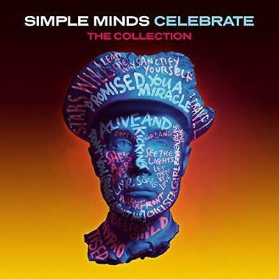 Simple Minds - Celebrate: The Collection (NEW CD)