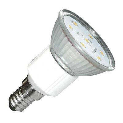 LED-Strahler Glühlampe Lampe 3W E14 3000K warmweiß Energiesparlampe Leuchtmittel