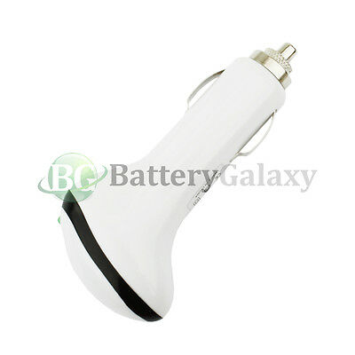 50 NEW RAPID USB Car Charger for Apple iPhone SE 4S 5 5C 5S 6 6S 7 7S Plus HOT!