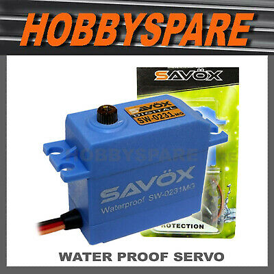 Savox Waterproof Metal Gear Digital Servo 15Kg Rc Truck Buggy 1/8 1/10 Sw-0231Mg