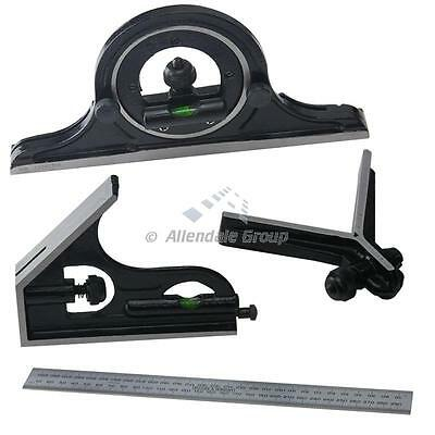 Moore and Wright Combination Set Adjustable Protractor MW521-01 Upgrade MW520-01