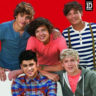 One Direction OD018 Birthday Greeting Card -Plain