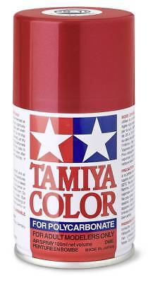(8,90€/100ml) Tamiya Color Lexan Spray Farbe PS-15 Metallic Rot PS15 Red 100ml