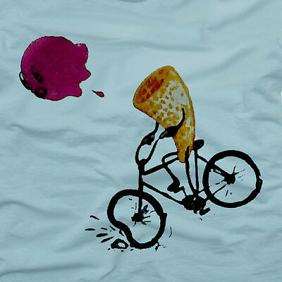 Little Twisted Ice Cream Cone Graphic Humor Funny Gift Novelty New Cool TShirt