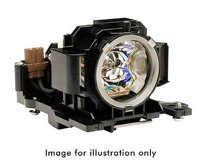 HITACHI Projector Lamp CP-X205 Replacement Bulb with Replacement Housing