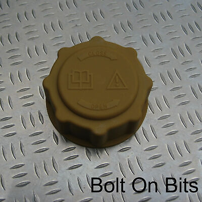Radiator Cap Ford Fiesta   Coolant Water Expansion
