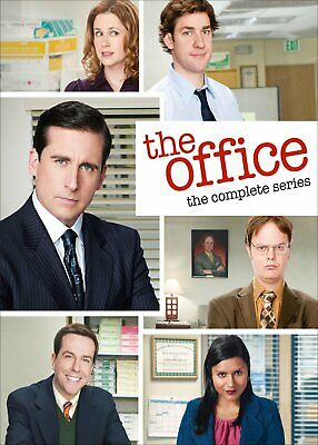 The Office Complete Series Season 1-9 (1 2 3 4 5 6 7 8 9)  ~ NEW 38-DISC DVD SET