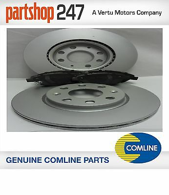 NEW Quality Vauxhall Corsa D Brake Discs and Pads 2006-2012