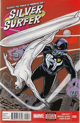 Silver Surfer #6 (Marvel Comics)