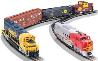 NEW Bachmann Digital Commander Deluxe DCC Set HO 00501