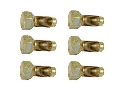 Massey Ferguson Retaining Bolts /& Wing Nuts to hold Bonnet Down MF35,FE35 Pair