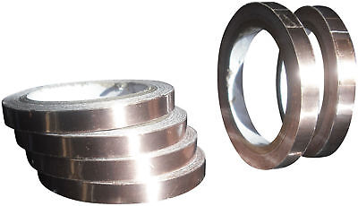 COPPER FOIL TAPE FOR SCALEXTRIC TRACKS, 6mm x 4m - 5
