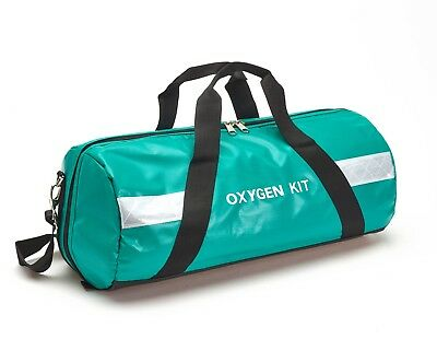 Oxygen Cylinder Kit Bag **Anti-Bacterial*Waterproof and Wipe Clean**