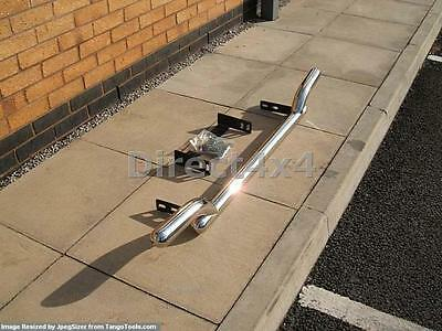 Renault Kangoo 2003-2008 Stainless Steel Rear Bar Bumper Protector Replacement