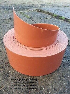 Lawn Edge 2mm Strength 15cm Terracotta Garden Bed Border Flowerbed