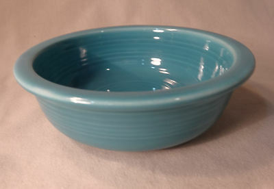 Fiesta Ware Homer Laughlin Original Turquoise Fruit Bowl Fiestaware Vintage