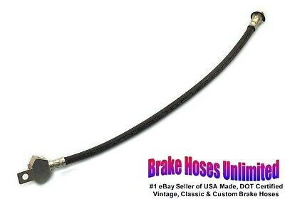 lincoln continental brake hose front rear 1961 1962. Black Bedroom Furniture Sets. Home Design Ideas