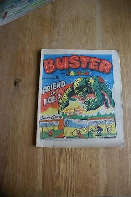 Buster Comic October 2nd 1982