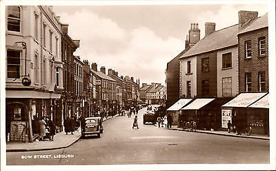 Lisburn, County Antrim. Bow Street in M & L National Series.