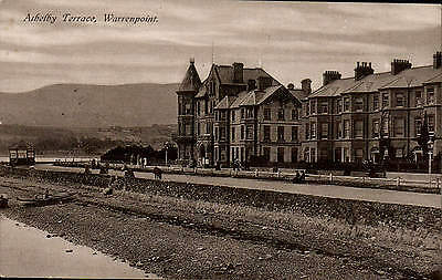 Warrenpoint, County Down. Athelby Terrace.