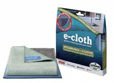 New E-Cloth Kitchen Cleaning Pack - 2 Cloths