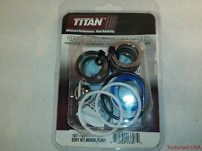 Titan Pump Repair Kit 107051 107-051