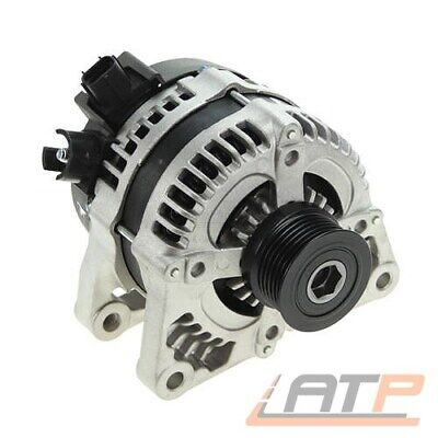 LICHTMASCHINE GENERATOR 120A FORD FOCUS 2 1.6 2.0 TDCi 04-12 FUSION 1.6 TDCi