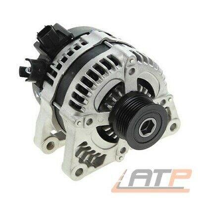 Lichtmaschine Generator 120A Ford C-Max Fiesta 5 Jh Jd Focus 2 Ab 03 1.6 2.0Tdci