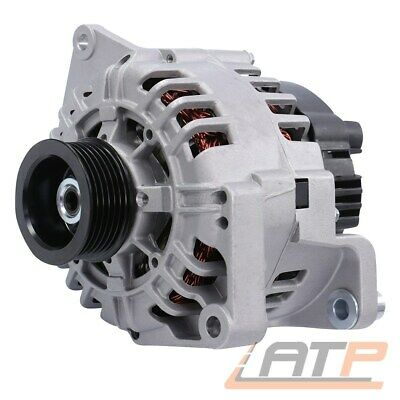 Lichtmaschine Generator 120A Peugeot Boxer 2.8 Hdi Ab Bj 00-
