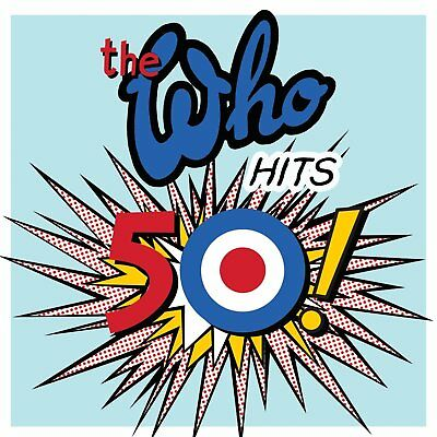The Who - The Who Hits 50 (Definitive) (Greatest Hits / Best Of) (NEW 2 x CD)