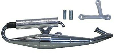 Complete Exhaust Sports For Piaggio Free 50 1999 (50 CC)