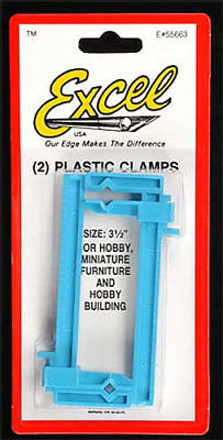 NEW Excel Small Clamp 1x3.5  (2) 55663