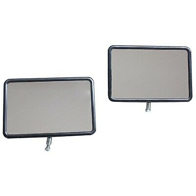 NEW for Toyota Landcruiser 70 75 78 Hilux Ute Universal Mirror Heads PAIR