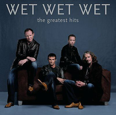 Wet Wet Wet ( Brand New Cd ) 20 Greatest Hits / The Very Best Of