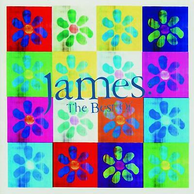 James ( New Sealed Cd ) The Very Best Of / Greatest Hits ( Sit Down )