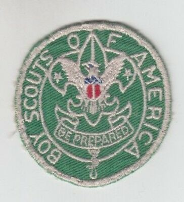 BSA patch: Scout Master - twill, cut edge