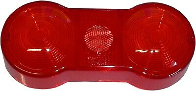Taillight Lens For Suzuki T 250 1967
