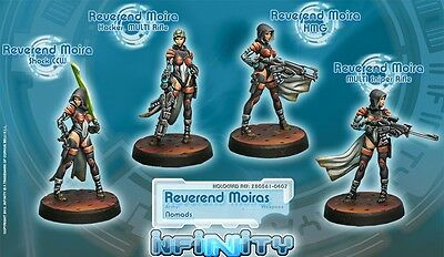 Infinity BNIB Nomads - Reverendas Moira (Box set of 4) 280561