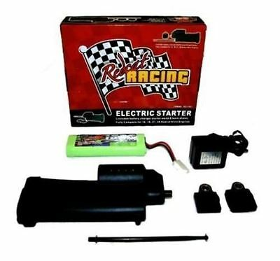 Power Starter for RC Nitro Car, Buggy & Truck E-Starter Redcat Racing New