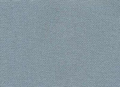 28 Count Mountain Blue Evenweave Cross Stitch Fabric Fat Quarter