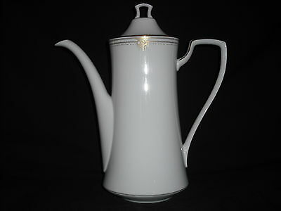 Noritake - Satin Gown 7730 - Coffee Pot NEW