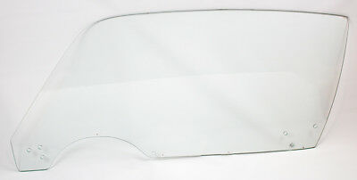 Convertible Door Window Glass Clear Glass Right Passenger 1968-69 Camaro Coupe