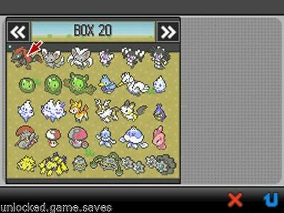 ☇ Unlock Service for Pokemon White 2 All 649 with PokEdit Nintendo DS DSi 3DS