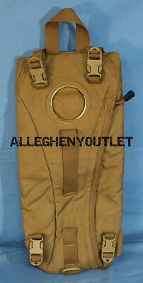 USMC Military Source WXP Tactical 3L / 100oz HYDRATION PACK SYSTEM Coyote NEW
