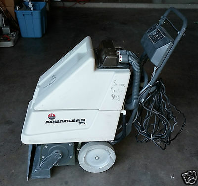 Commercial Carpet Cleaner Extractor Nss Pony Plus 8 Sc