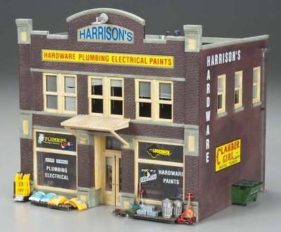 NEW Woodland Scenics Harrison s Hardware O BR5842