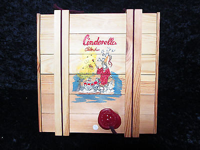 Kurt S. Adler Polonaise Cinderella Christmas Ornament Set LE GP511 NEW IN CRATE