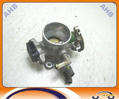 Butterfly Valve With Actuator - Hyundai Accent I (X - 3) 1.3 Engine G4eh #35095