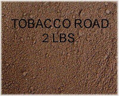 TOBACCO ROAD Brown Sanded GROUT ~1 & 2 LBS ~ Mosaic Tile TILES