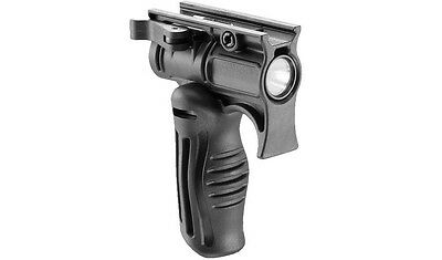 FFGS 1-S FAB Integrated Two-Position Foregrip & Flashlight Mount (for 1'')